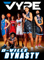 DUNCANVILLE Men's Basketball Cover 2020